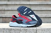 Nike Air Huarache 1 Dark Grey Red White