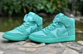 Nike Dunk High Cmft PRM Green