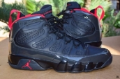 AAA Air Jordan 9 Jason Kidd Navy Blue Red