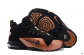 Nike Air Penny 6 Black Coppery