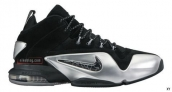 Nike Air Penny 6 Black Silvery