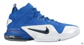 Nike Air Penny 6 Blue White