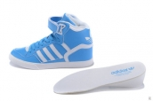 Adidas Air Revolution Sky HI Women Blue White