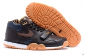 Fragment Design X Nike Court Air Trainer 1 SP Brown