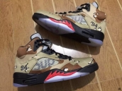 Perfect Air Jordan 5 Camo Supreme 280