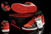 Air Jordan 1 Retro Black Red AAA