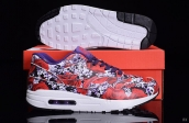 Women AAA Air Max 1 Ultra Lotc Red Purple White