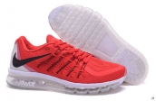 Air Max 2015 AAA Red White Black