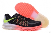 Air Max 2015 AAA Black Pink White Green