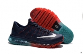 AAA Air Max 2016 KPU Navy Blue Red White Light Green