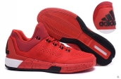 Adidas Crazylight Boost Red Black