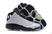 Air Jordan 13 Doernbecher Grey Black