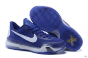 Nike Kobe 10 Low Royal Blue White