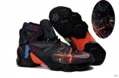 Nike Lebron 13 AAA Black Orange