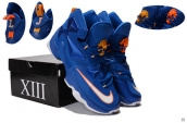 Nike Lebron 13 AAA Limited Edition Blue Orange White
