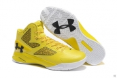 UA ClutchFit Drive II Yellow Black White