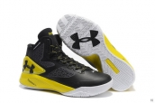 UA ClutchFit Drive II Black Yellow