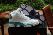 Air Jordan 13 White Light Green