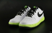 AAA Nike Lunar Force 1 Low White Black Fluorescent Green