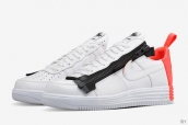 AAA Nike Air Force 1 Low Women White Orange Black