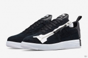 AAA Nike Air Force 1 Low Women Black White