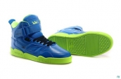 Supra Bleeker Women Blue Green Black