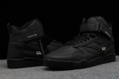 Supra Bleeker Women Leather Black