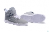 Supra Bleeker Women Light Grey White