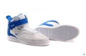 Supra Bleeker Women White Blue