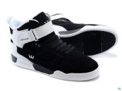 Supra Bleeker Black White