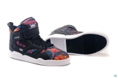Supra Bleeker Rainbow Black
