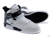 Supra Bleeker White Black