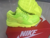 Nike Air Huarache 1 Fluorescent Green