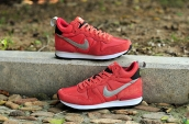 Nike Internationalist Leather High Red Grey Black White