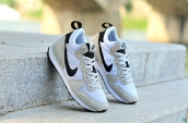 Nike Internationalist Leather High Grey White Black
