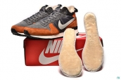 Nike Internationalist Leather High Down Grey White Orange
