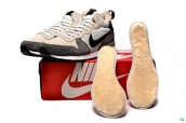 Nike Internationalist Leather High Down Grey Black