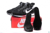 Nike Internationalist Leather High Down Black White