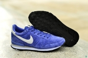 Nike Internationalist Leather Low Blue White