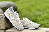 Nike Internationalist Leather Low Grey White