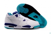 Air Flight 89 White Purple