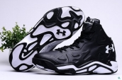 Under Armour Micro G Anatomix Spawn 2 Black White