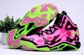 Under Armour Micro G Anatomix Spawn 2 Purple Black Fluorescent Green