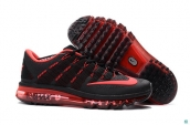 Women Air Max 2016 AAA KPU Black Red