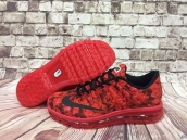 Air Max 2016 AAA Red Black