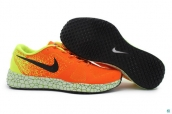 Nike Zoom Speed TR Orange Fluorescent Green Black