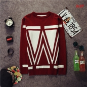 Givenchy Sweater Red White