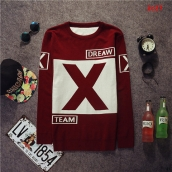 Givenchy Sweater Red White Cheap