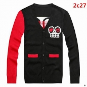 Givenchy Sweater Black Red White