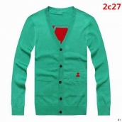 Givenchy Sweater Green Red
